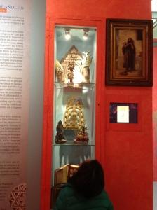 Inside the Judería de Sevilla Museum